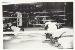 Boxing Ring Aikido