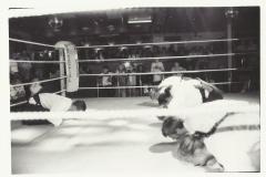 Boxing Ring Aikido